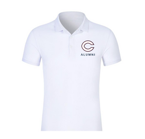 "Core365 Short Sleeve Polo ""Alumni"" (White)"