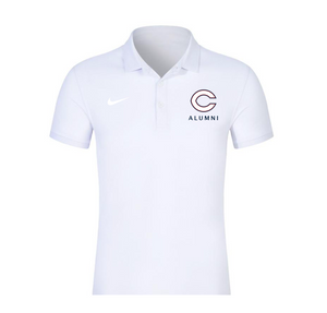"Nike Polo ""Alumni"" (White)"