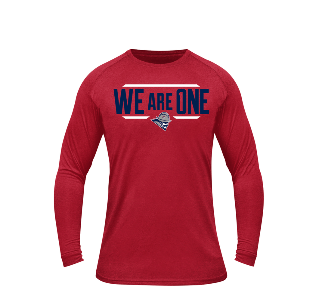 BSN Dri-FIT WE ARE ONE LS (Red)