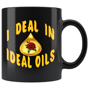 I DEAL IN IDEAL OILS  -11oz