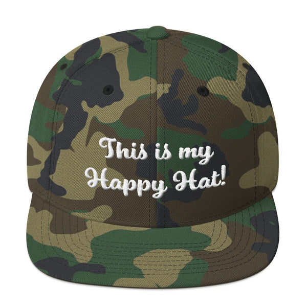 This is My Happy Hat #4 3D