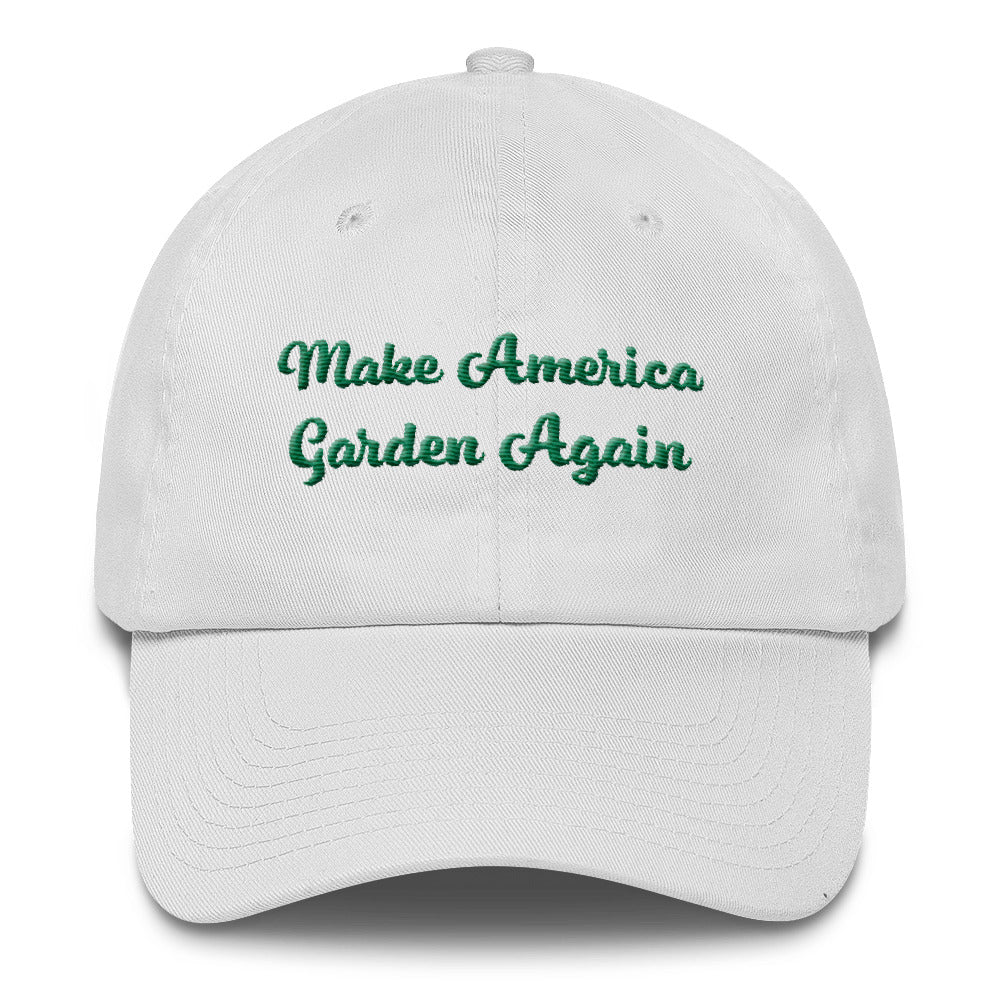 Make America Garden Again (MAGA) #8 3D