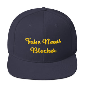Fake News Blocker #3 3D