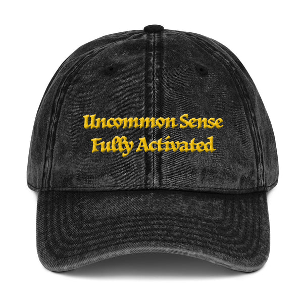 Uncommon Sense Fully Activated #1 3D