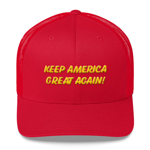 KEEP AMERICA GREAT AGAIN! (KAGA) #5 3D