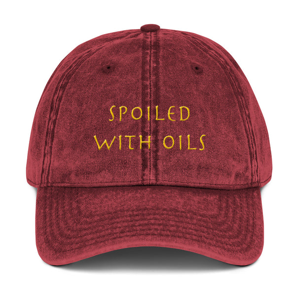 SPOILED WITH OILS #3 3D