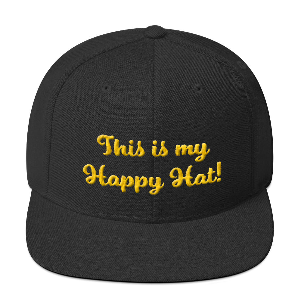 This is My Happy Hat #3 3D