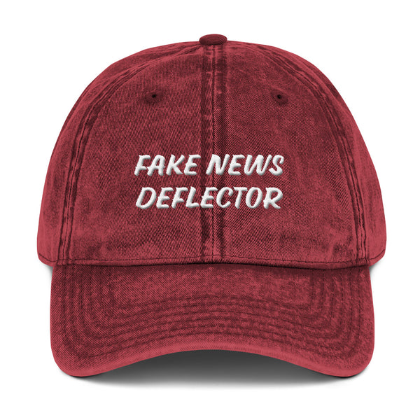FAKE NEWS DEFLECTOR #2 3D