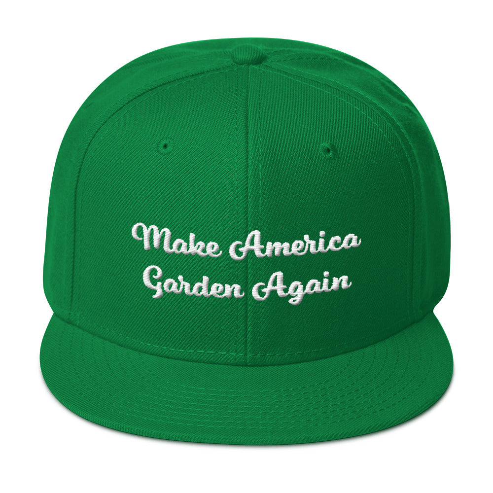 Make America Garden Again (MAGA) #6 3D