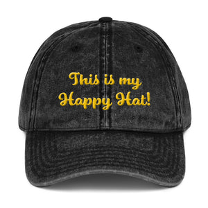 This is my Happy Hat! 3D