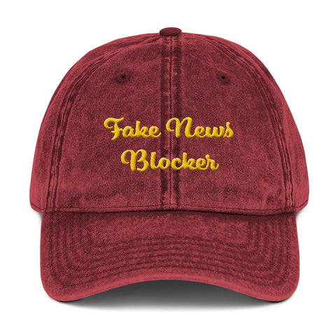 Fake News Blocker #1 3D