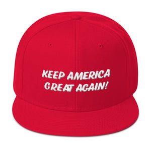 KEEP AMERICA GREAT AGAIN! (KAGA) #7 3D