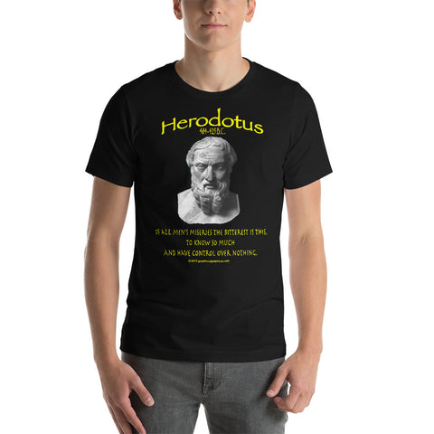 Herodotus... And Have Control Over Nothing