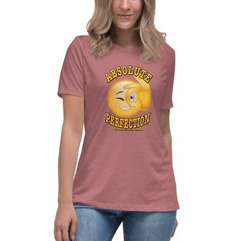 WOMEN'S RELAXED T