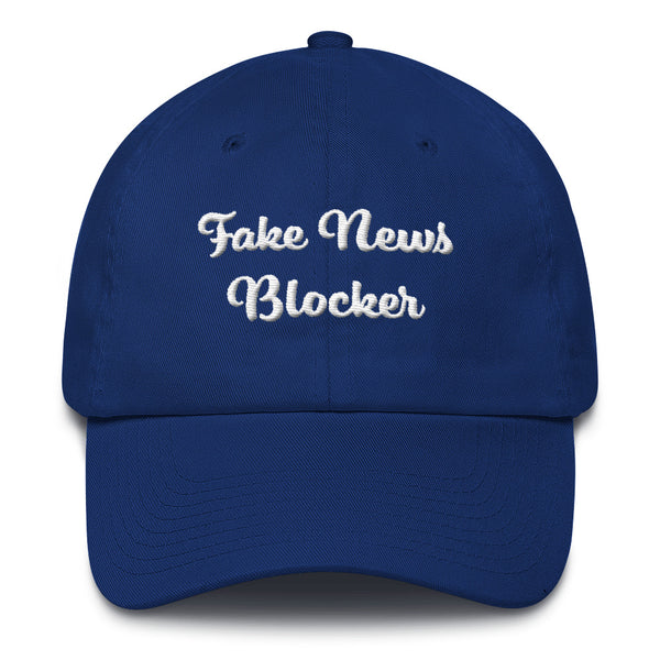 Fake News Blocker #6 3D
