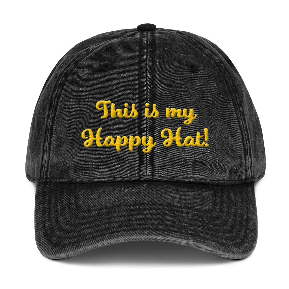 THIS IS MY HAPPY HAT #1 3D