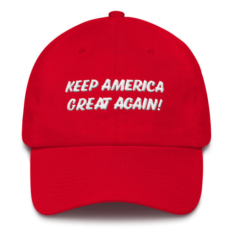 KEEP AMERICA GREAT AGAIN! (KAGA) #8 3D