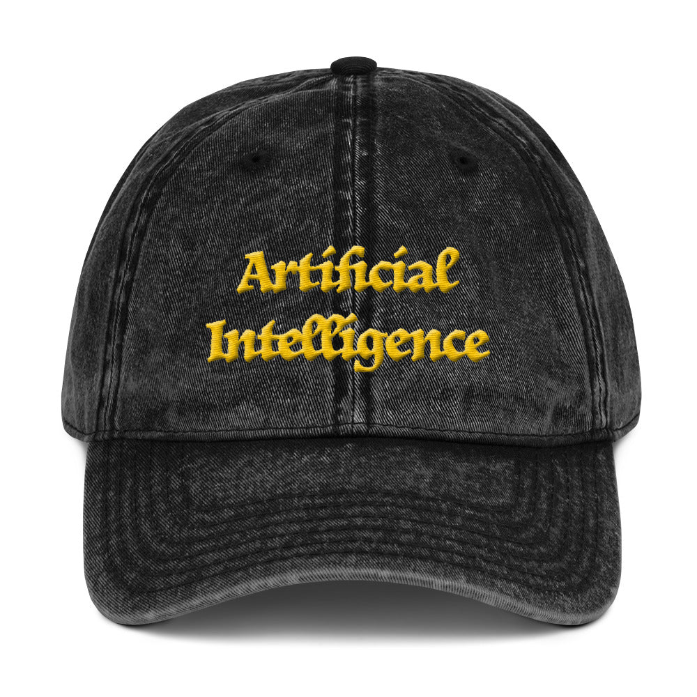 Artificial Intelligence #1 3D