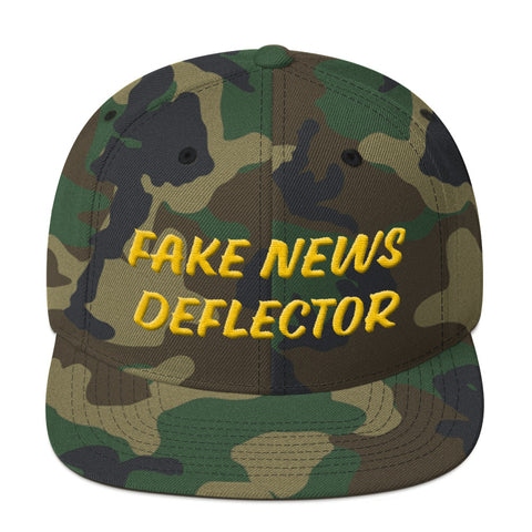 FAKE NEWS DEFLECTOR #3 3D