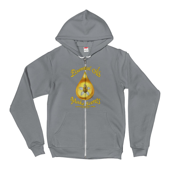 ESSENTIAL OILS MAKE SCENTS... FRANKINCENSE (Hoodie Sweater)