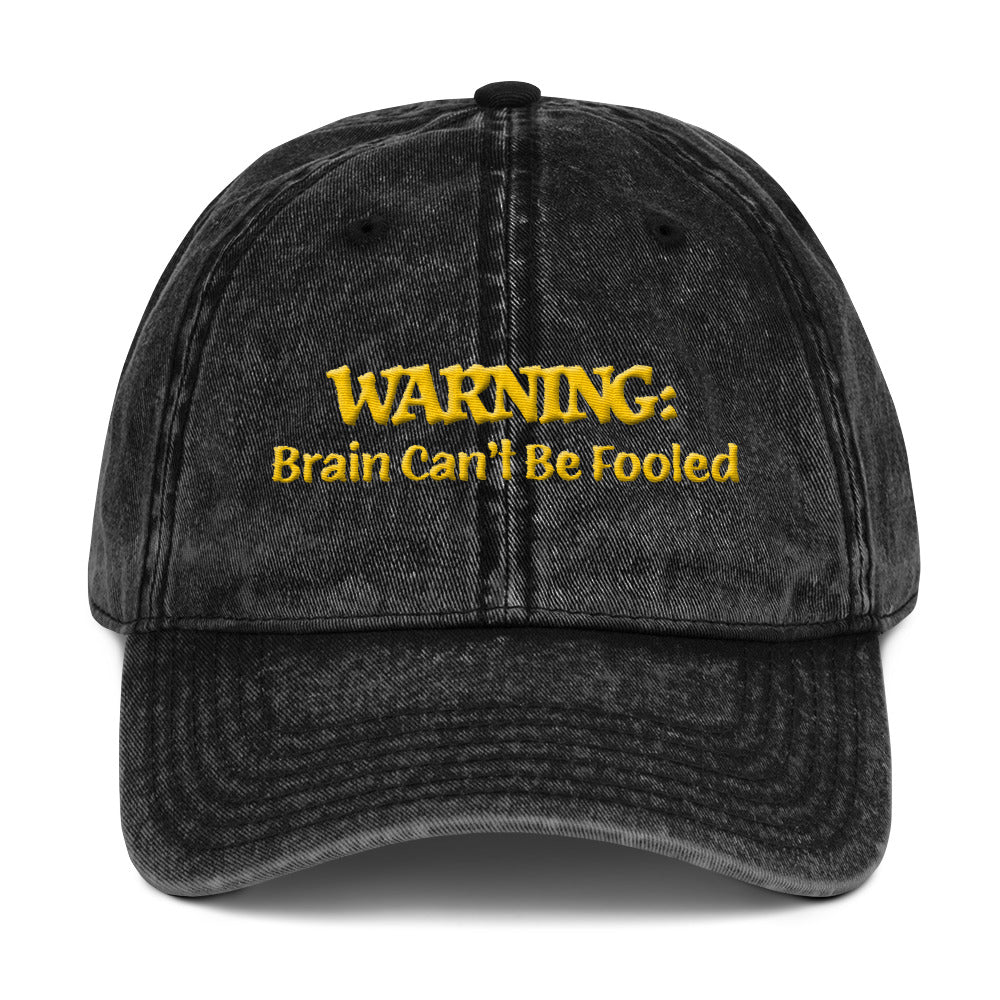 WARNING: Brain Can't Be Fooled #1 3D