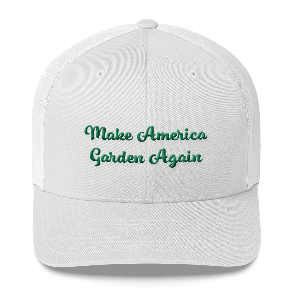 Make America Garden Again (MAGA) #4 3D