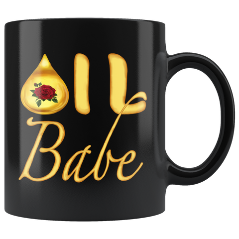 OIL BABE  -11oz