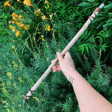 Warrior Goddess Wand