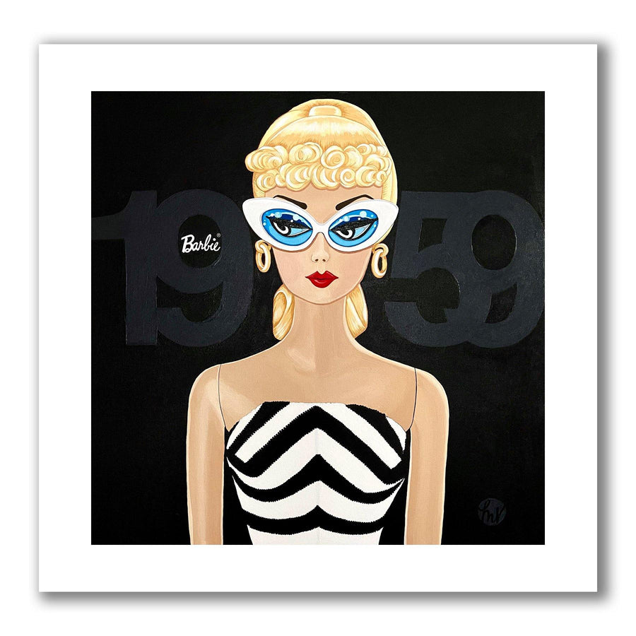 1959 Barbie, Pre-Order Limited Edition Print