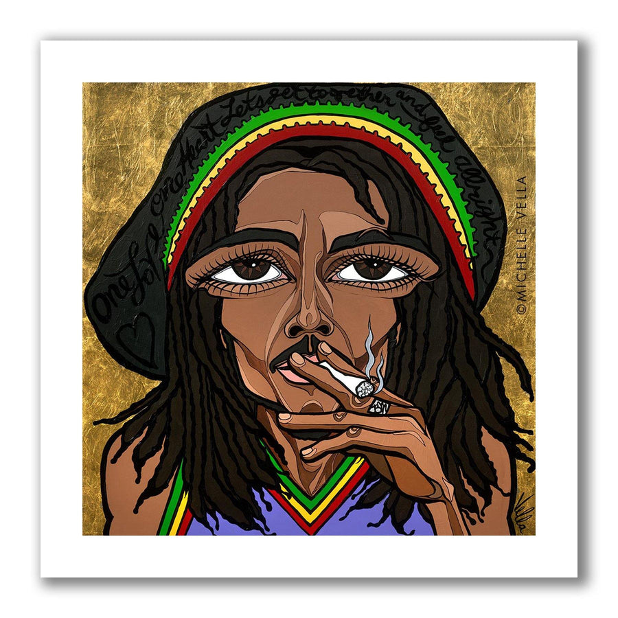 Bob Marley, Limited Edition Print