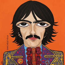 George Harrison, The Beatles, Limited Edition Print