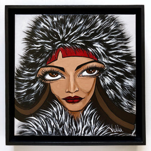 JOAN SMALLS, Original painting