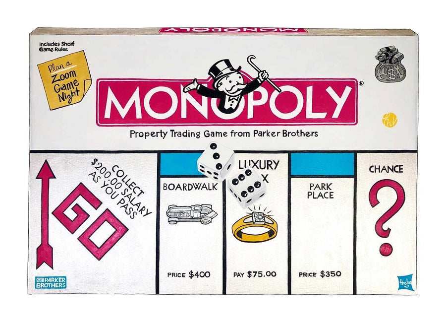 Monopoly, Limited Edition Print