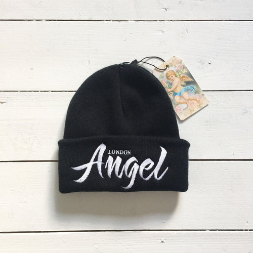 Angel London beanie