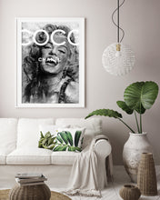 Load image into Gallery viewer, Marilyn Monroe Chanel print