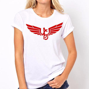 Angel London wing tee