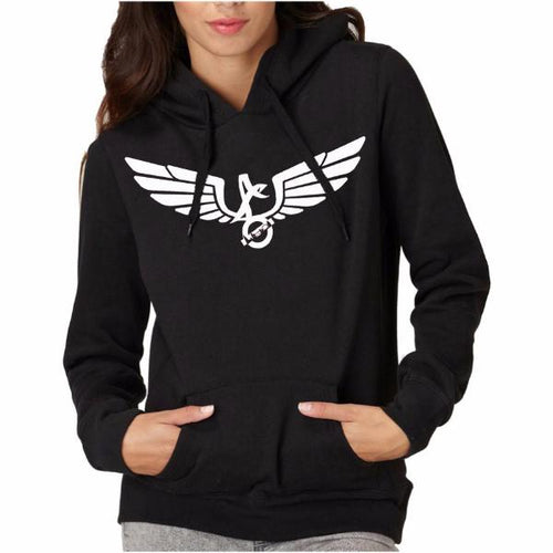 Angel London wing hoodie
