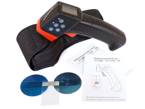 Paint thickness gauge Etari ET 115S (iron and aluminium)