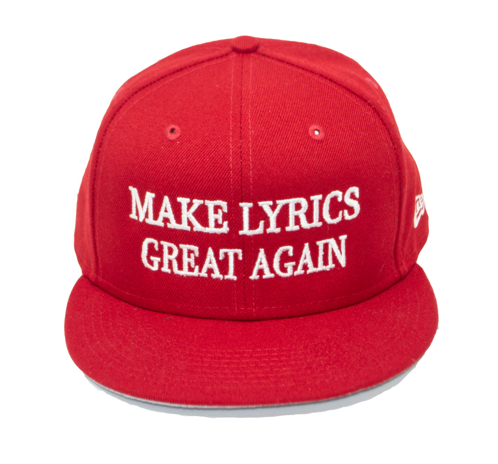MAKE LYRICS GREAT AGAIN