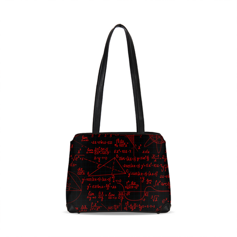 SCHOLAR RED Shoulder Bag