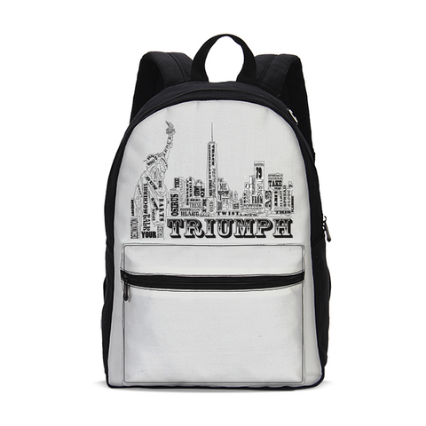 LA TRIUMPH LIMITED EDITION Small Canvas Backpack