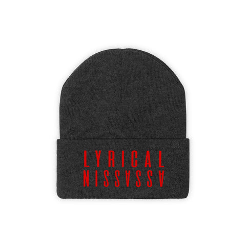 LYRICAL ASSASSIN Knit Beanie