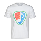 LA MUSIC LOGO Mens T-Shirt