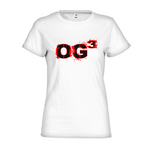 LA TRIPLE OG  Womens Fitted T-Shirt
