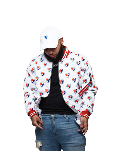 LYRICAL SIGNATURE FLIGHT JACKET