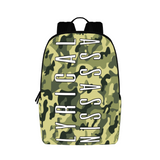 Lyrical Assassin camo Large Backpack