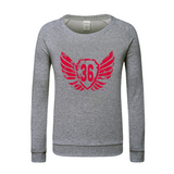 36 CREST Mens Sweatshirt
