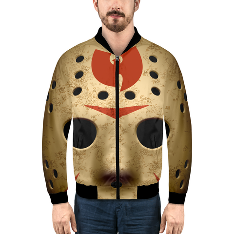 WU JASON Men's Bomber Jacket