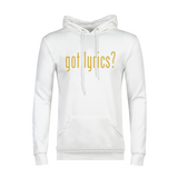 GOT LYRICS Mens Hoodie