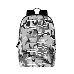 LYRICAL ASSASSIN SNOW CAMO Large Backpack